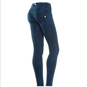 Freddy WR.UP Skinny Mid Rise Jean Pants
